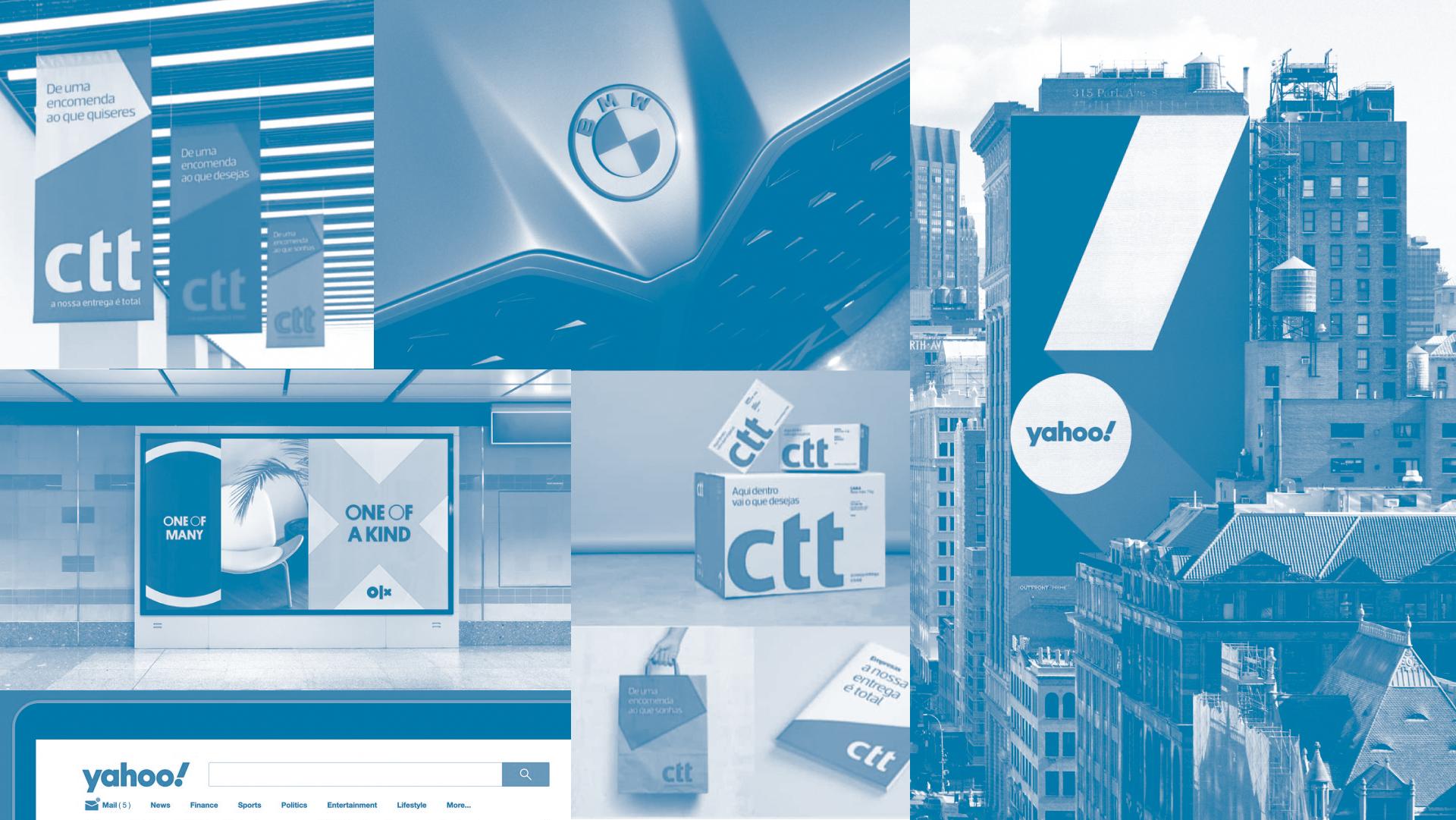 renovação de identidade das marcas no ano 2020